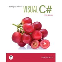 Starting Out with Visual C# (Paperback)