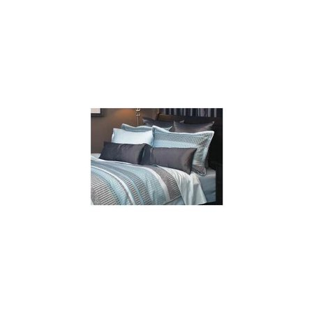 Image of Pillow Sham - Graphica Aqua (Standard)