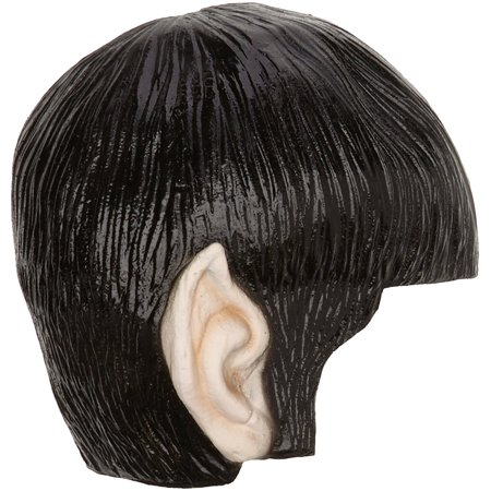 Spock Wig With Ears By Rubies Ship from US - Spock Ears And Wig