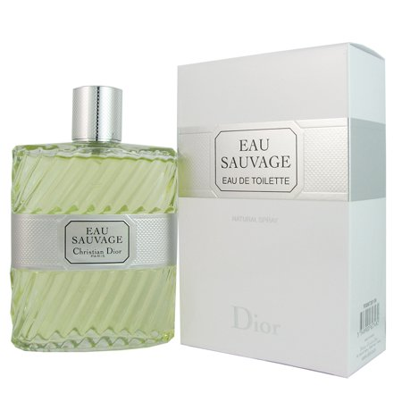 Christian Dior Eau Sauvage Eau de Toilette Spray, 6.7 Oz