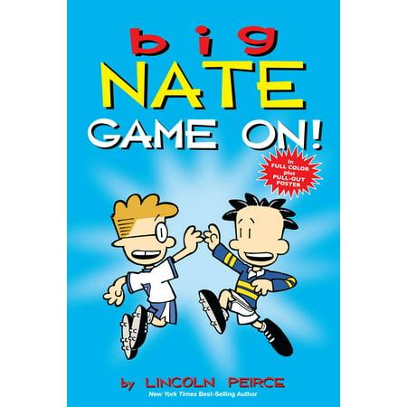 Big Nate: Game On! (Paperback)