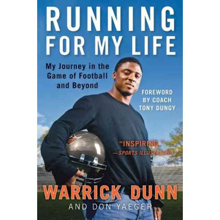 Running for My Life : My Journey in the Game of Football and Beyond