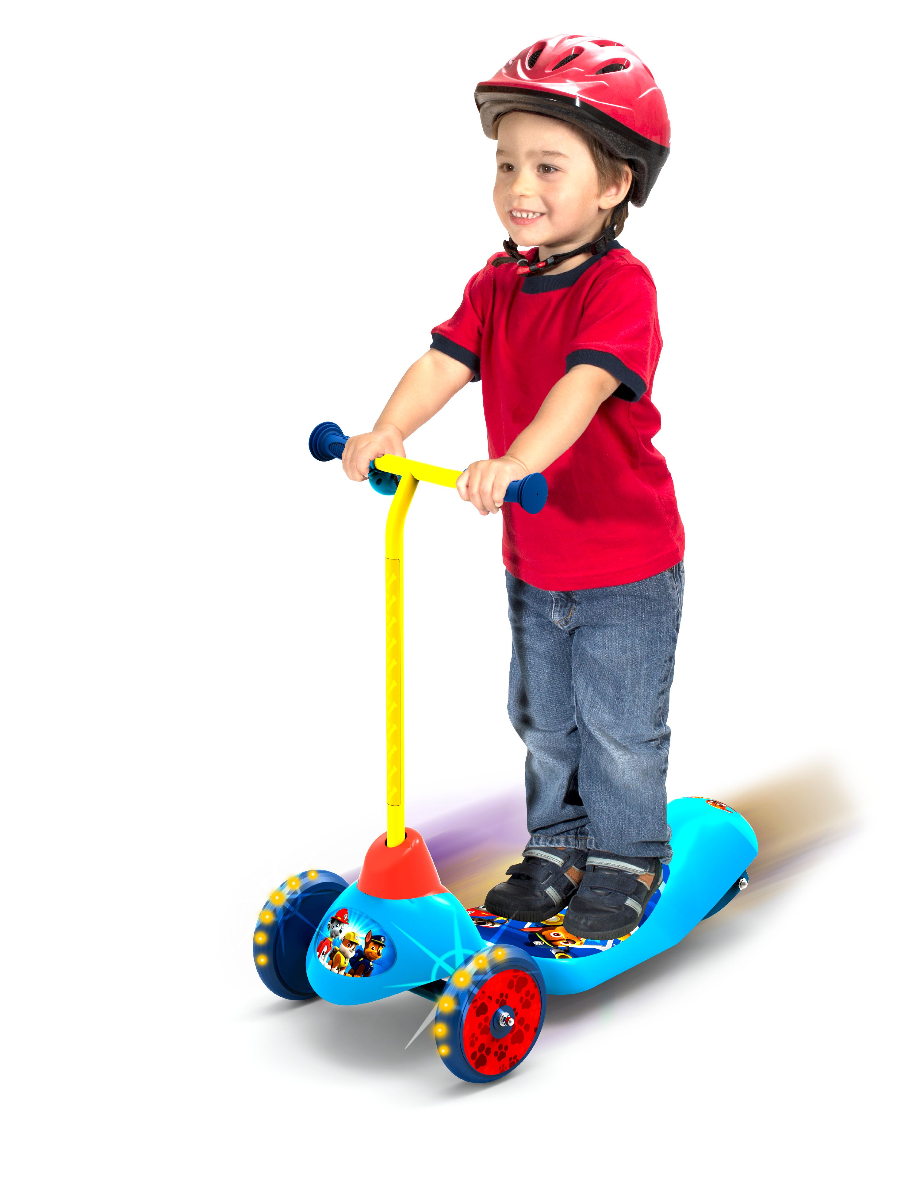Paw Patrol Safe Start 3-Wheel Electric Scooter by Generic