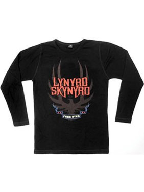 13961fc7 Product Image Lynyrd Skynyrd Men's Free Bird Thermal Long Sleeve Black