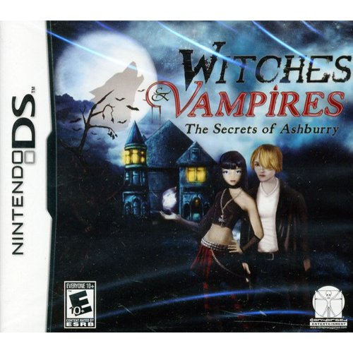 Witches & Vampires: The Secrets of Ashburry (DS)