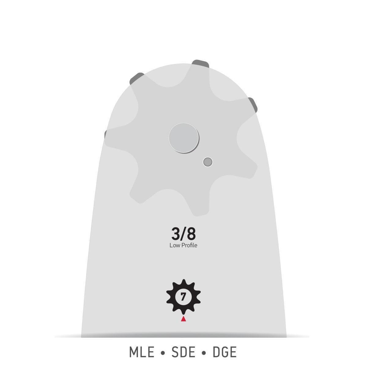 Oregon Multi-Tool Powerhead 10 Pack of OEM Attachment Hangers # 597163-10PK
