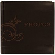 Pioneer Embroidered Scroll Photo Album