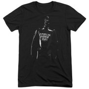 American Horror Story Rubber Man Mens Tri-Blend Short Sleeve Shirt