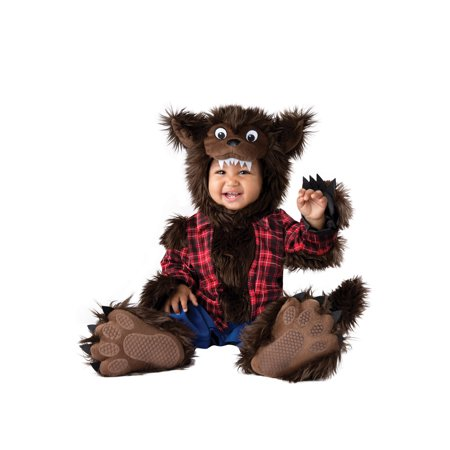 Wee Werewolf Infant Costume - Ware Wolf Costume