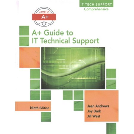 CompTIA A+ Guide to IT Technical Support + Lab Manual