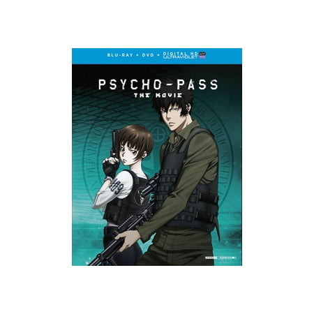 Psycho-Pass: The Movie - Psycho Killer Movies List