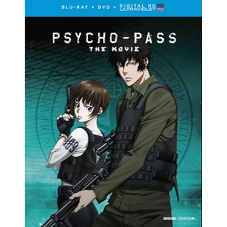 Psycho Pass Halloween (Psycho-Pass: The Movie)
