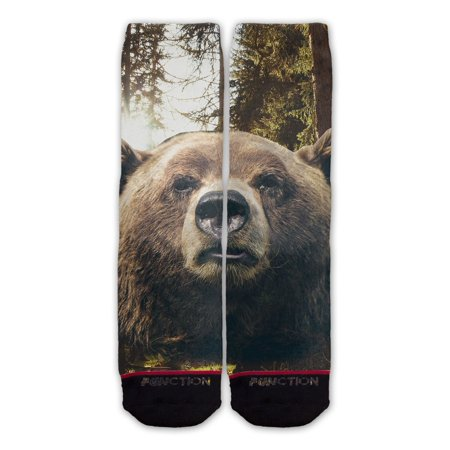 Function - Brown Bear Face Fashion
