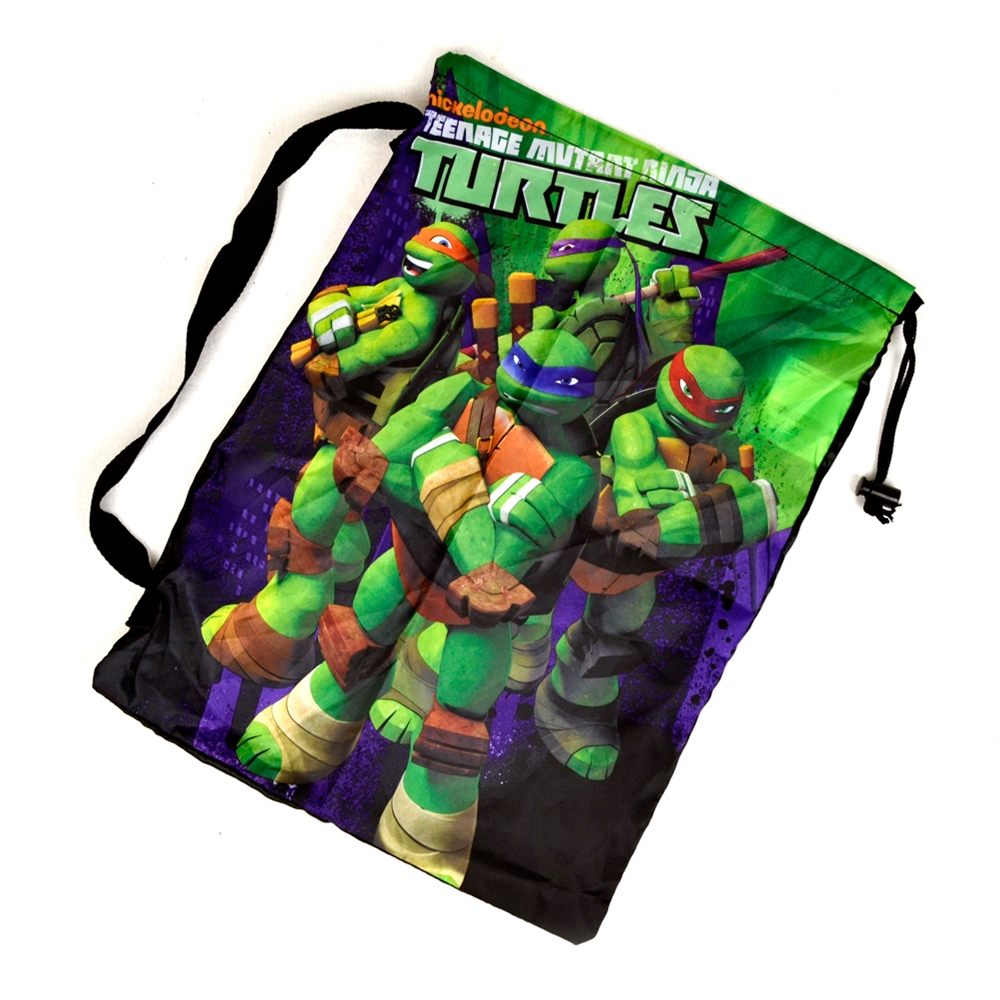 Teenage Mutant Ninja Turtles Pillow Case Bag
