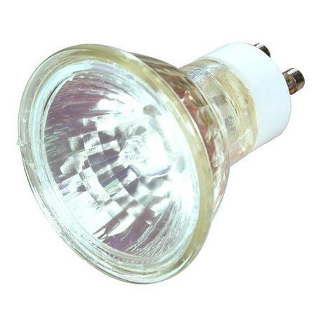 Satco S3516 35W 120V MR16 GU10 Flood halogen light bulb