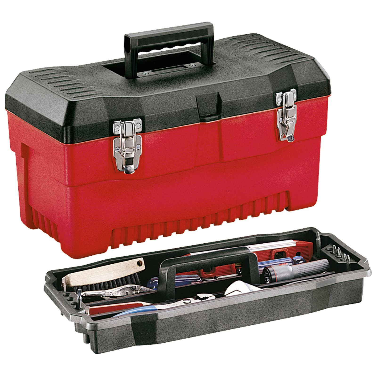 "Stack-On 19"" Professional Tool Box"