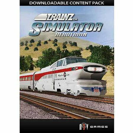 Image of N3V Games Trainz DLC: Aerotrain (Windows) (Digital Code)
