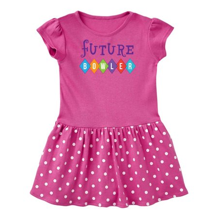 Bowling Outfit Future Bowler Infant Dress
