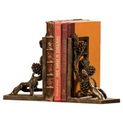 SPI Home Pinecone Book Ends (Set of 2)