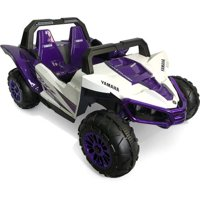 12 Volt Yamaha YXZ Battery Powered Ride-On - Aggressive Design for serious Off-Road Fun!