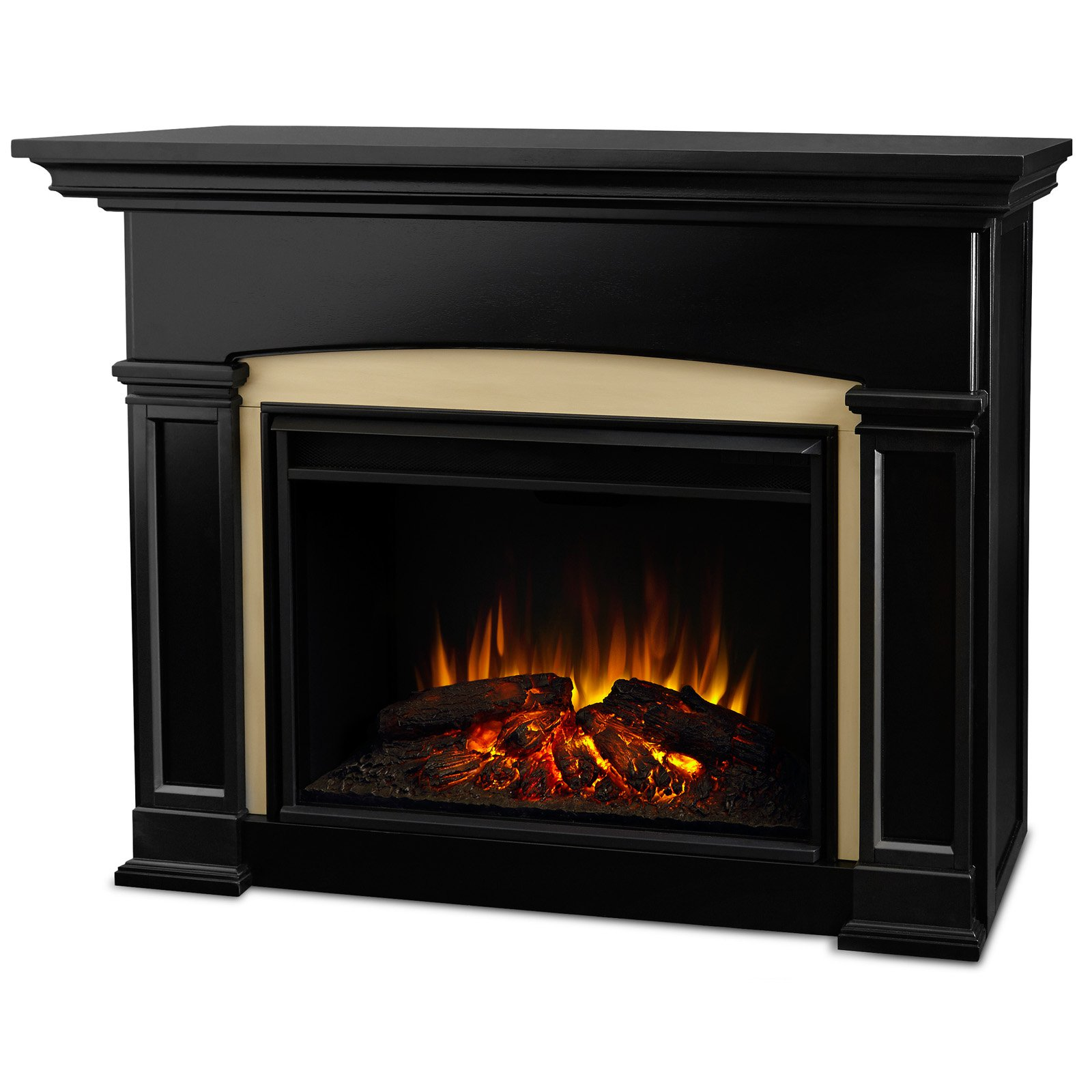 Real Flame Holbrook Grand Electric Fireplace by Real Flame