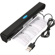 Mini USB Powered Stereo Speakers Music Player for Desktop PC Computer Laptop ;Mini USB Powered Stereo Speakers Music Player for Computer Laptop