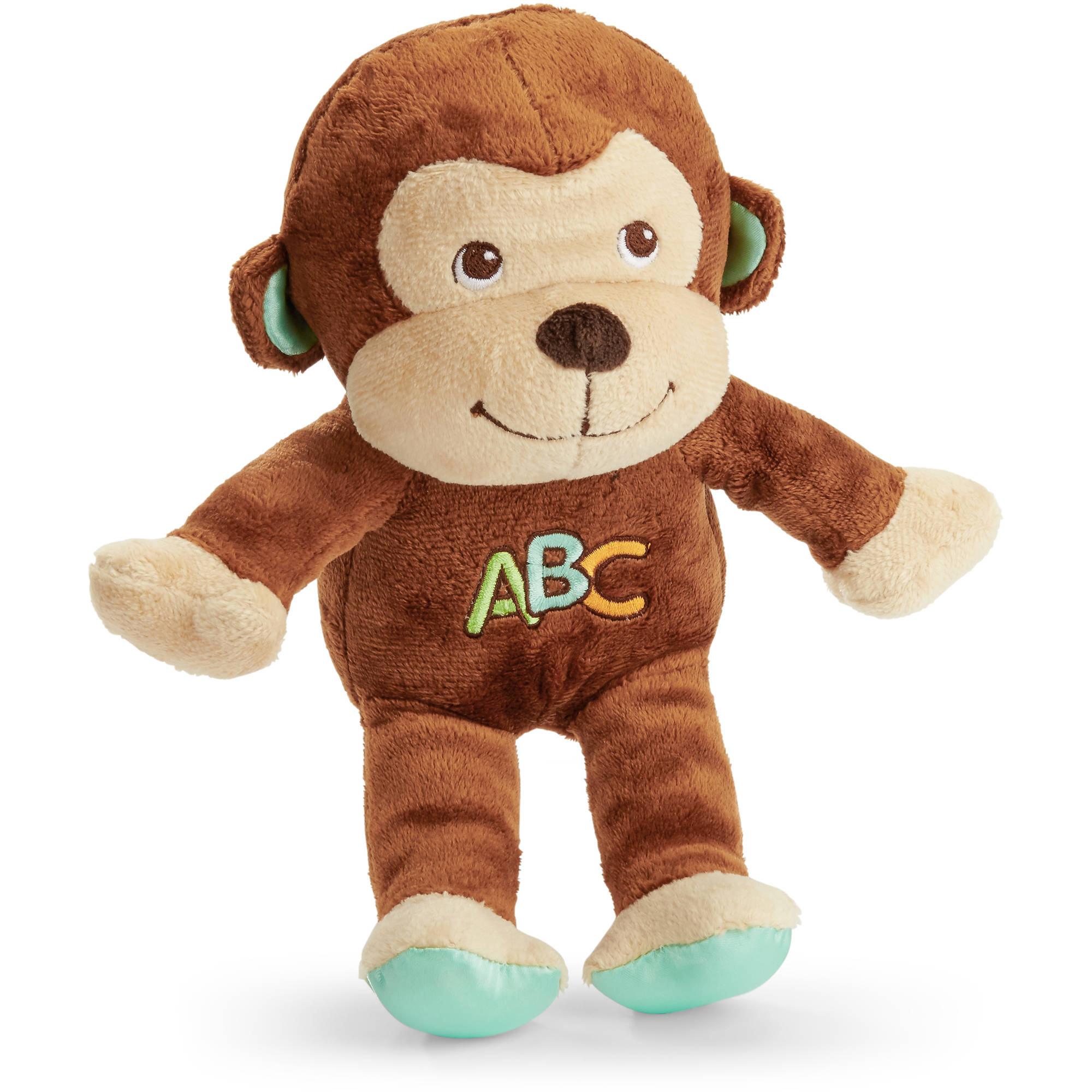 Garanimals Newborn Baby Monkey Abc Musical Toy Best