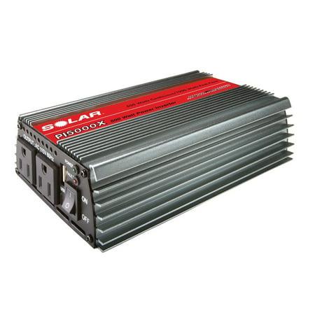 SOLAR PI5000X 500 Watt Power Inverter (Best Solar Inverter For Home)