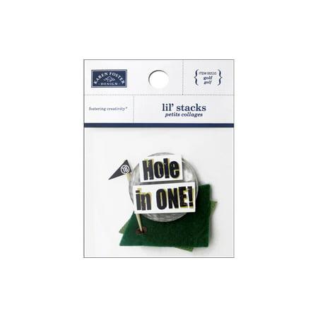 - Karen Foster Sticker Lil Stack Golf