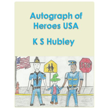 The Autograph of Heroes USA - eBook](Graduation Autograph Books)