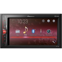 """Pioneer MVH-210EX 6.2"""" Double DIN In-Dash Car Stereo Multimedia A/V Receiver with Bluetooth"""