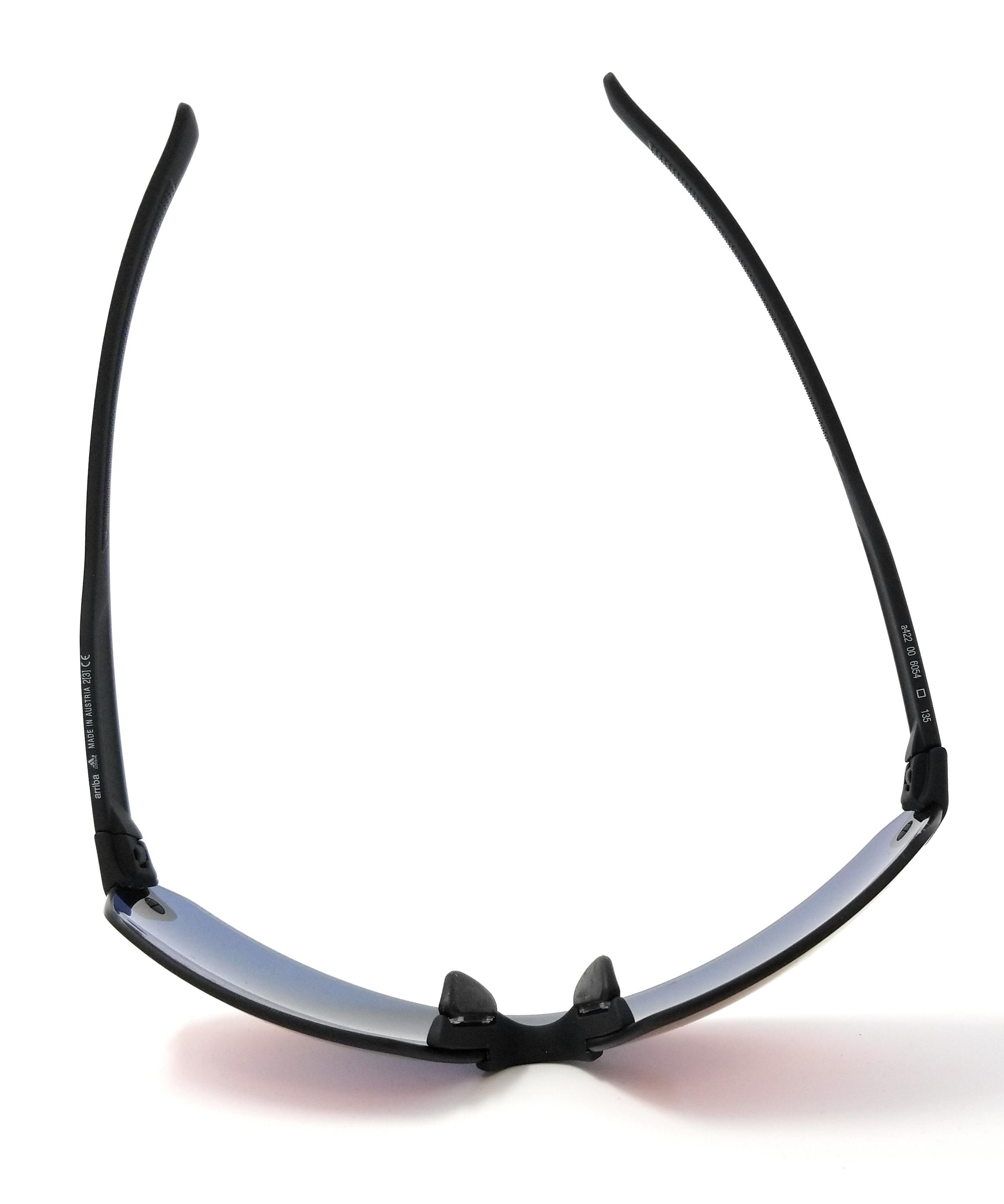 Absorber lantano Crítico  Adidas - Adidas Sunglasses TV Arriba A422 6054 Matte Black / Red Mirror -  Walmart.com - Walmart.com