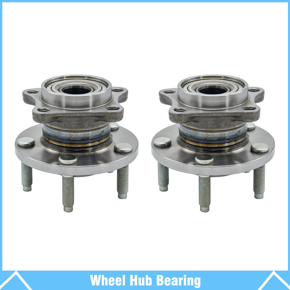 Rear Wheel Bearing Hub Assembly For   Ford Edge Lincoln Mkx Awd