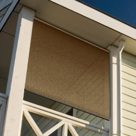 Coolaroo Select Mocha Sun Shade