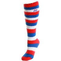 LA Clippers Women's Pro Stripe Sleep Soft Tube Socks - Lad 9-11