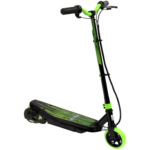 Pulse Lightning Electric Scooter, Green