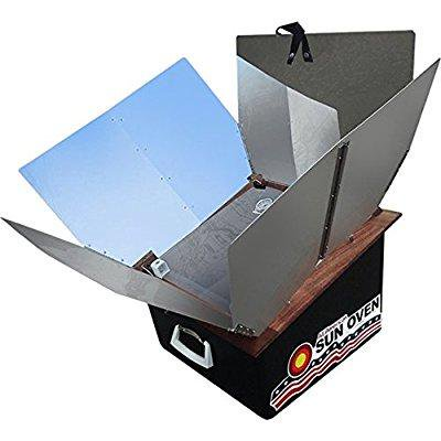 All American Sun Oven, The Ultimate Solar Appliance, Temps of 360-400 degrees F