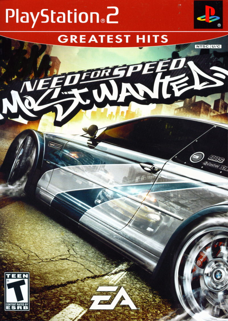 Need For Speed Most Wanted Ps2 Refurbished Walmart Com
