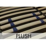 premier flex 14 high profile platform metal base foundation bed frame with adjustable lumbar support - Foundation Bed Frame
