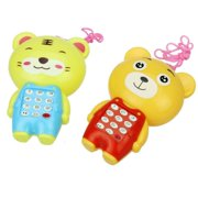 Smartphone Toys with Music, Fun, for Baby, Infants, Kids, Boys or Girls Birthday Gifts