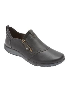 Women's Rockport Cobb Hill Amalie Zipper Slip-On