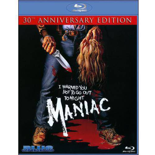 Maniac (30th Anniversary Edition) (Blu-ray) (Widescreen)