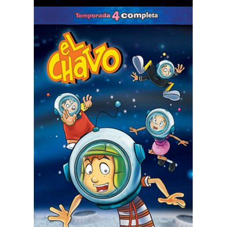 El Chavo Animado Volume 4 (DVD) - Halloween Bruja Animado