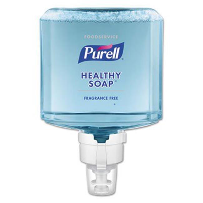 GOJO Industries 777302 1200 ml Purell Foodservice Healthy Soap Fragrance Free Foam Dispenser