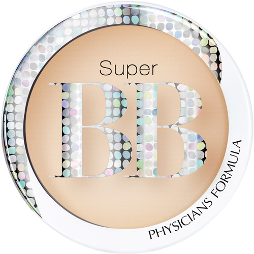 Physicians Formula Super BB 10-in-1 Beauty Balm Powder, Light/Medium, , 0.3 oz