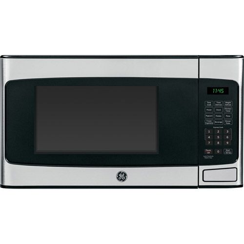 GE 1.1 cu. ft. Countertop Microwave Oven, Stainless