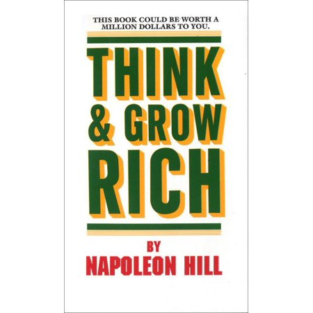 Think and Grow Rich : This Book Could Be Worth a Million Dollars to (Cast Of Million Dollar Listing New York 2013)