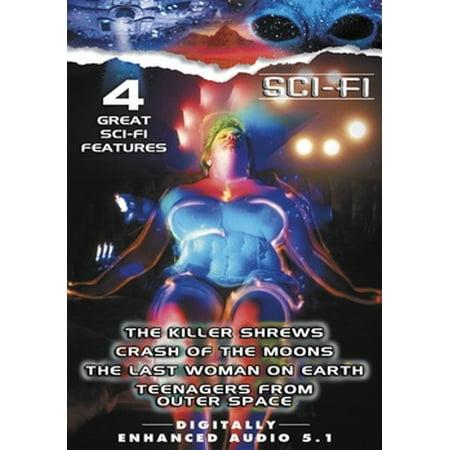 SCI-FI CLASSICS V08 (DVD) (FF) (DVD) (Best Military Sci Fi)
