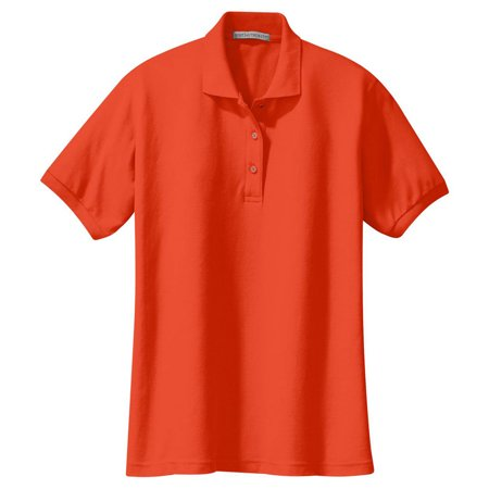 Port Authority Women's Classic Knit Collar Polo Shirt