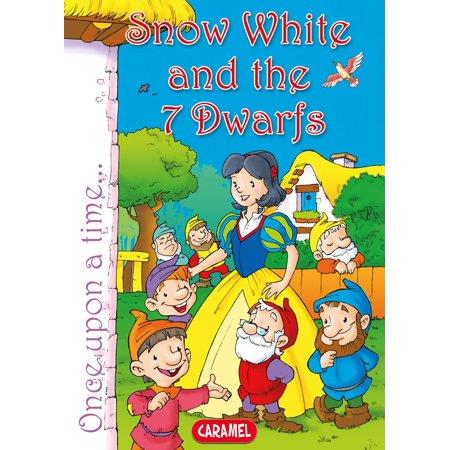 Snow White and the Seven Dwarfs - eBook (Snow White And The Seven Dwarfs Painting)
